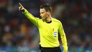Euro 2016: Mark Clattenburg to referee final between France and Portugal